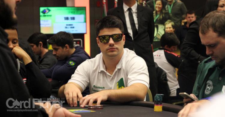 """Ramon """"ZéDoBlefe11"""" Sorgatto é campeão do Big $109/CardPlayer.com.br"""