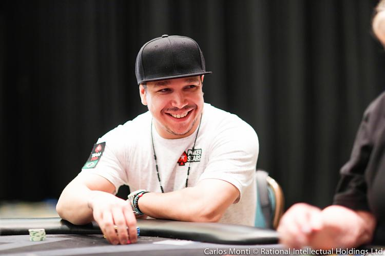 Felipe Mojave é vice no Monster Stack do WSOP Circuit Rozvadov/CardPlayer.com.br