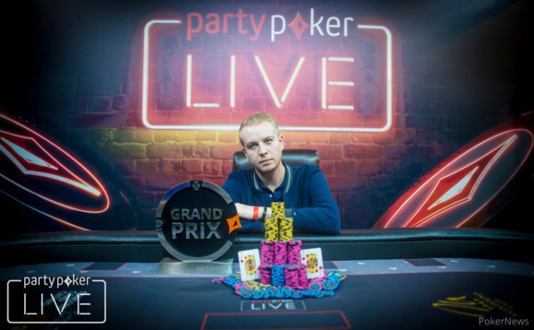 Vladimir Burstein vence Main Event do partypoker LIVE Grand Prix Áustria/CardPlayer.com.br