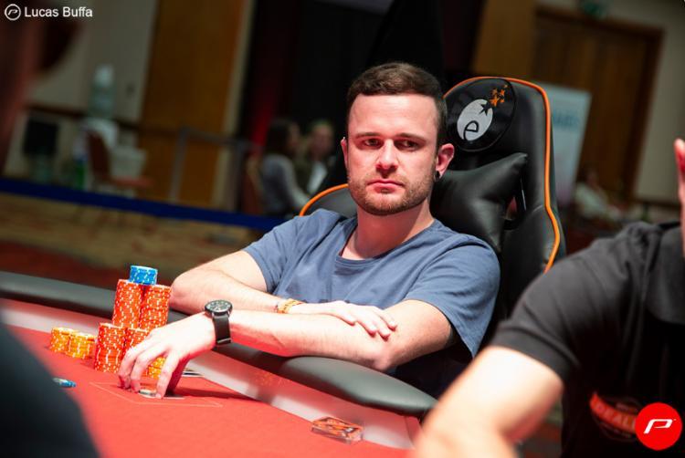 Geferson Kaster Garcez faz FT no High Roller da EPS Elite/CardPlayer.com.br