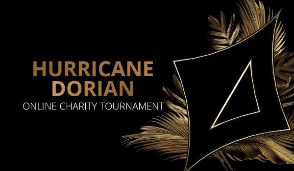 partypoker realiza torneio beneficente para ajudar vítimas do Furacão Dorian /CardPlayer.com.br