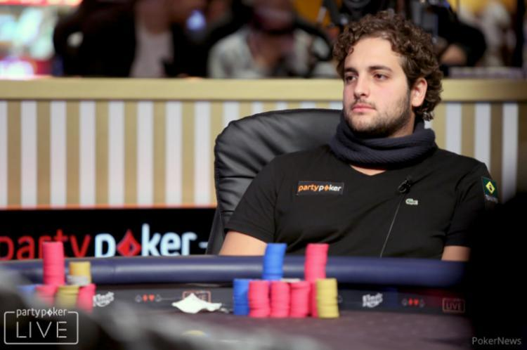 João Simão avança no US$ 25.500 MILLIONS World do Caribbean Poker Party/CardPlayer.com.br