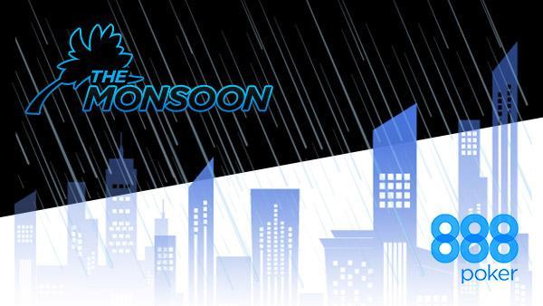 Brasileiros dominam o Monsoon de domingo no 888poker/CardPlayer.com.br