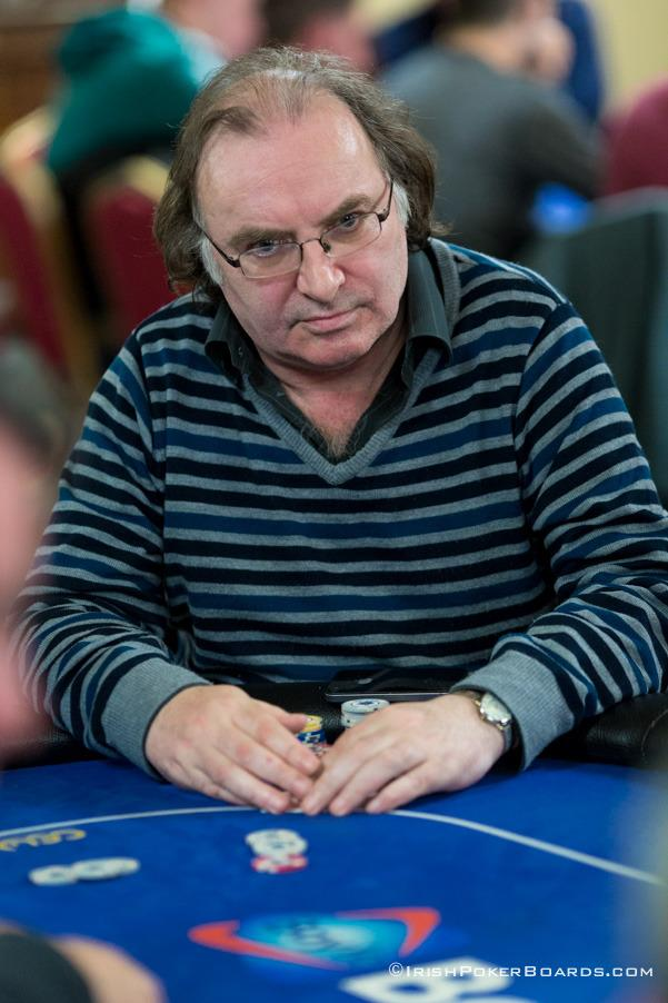 PartyPoker assina com o irlandês Padraig Parkinson/CardPlayer.com.br