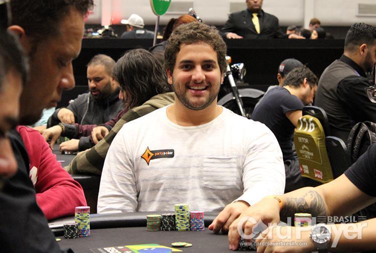 João Simão apronta no PokerStars e no partypoker/CardPlayer.com.br