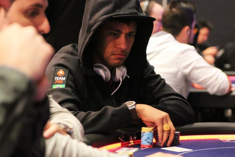 Neymar deixa o PokerStars/CardPlayer.com.br