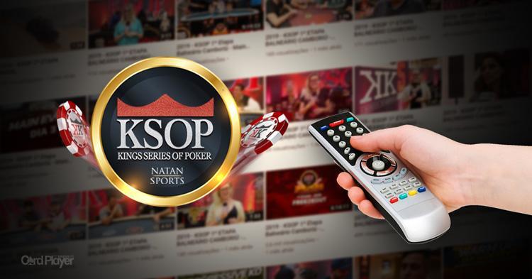KSOP Natal começa hoje com transmissão do High Roller Light/CardPlayer.com.br