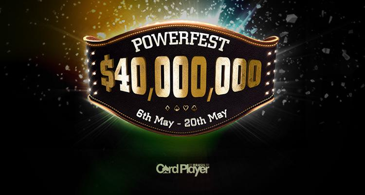 Brasileiros forram pesado na Powerfest/CardPlayer.com.br