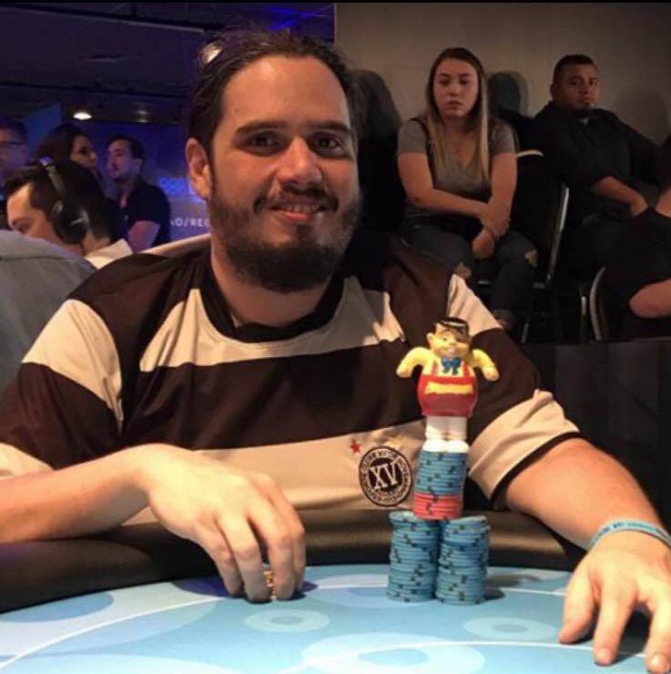 """Marcelo """"NHONHOj6"""" Cunha leva a melhor no ranking da KO Series/CardPlayer.com.br"""