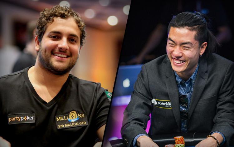 João Simão e Renato Kaneoya avançam para o Dia 4 do Millionaire Maker da WSOP/CardPlayer.com.br