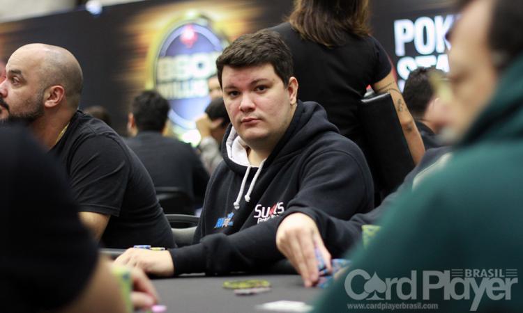"""Lincon """"Lincownz"""" Freitas volta a vencer o $1.050 Daily Cooldown/CardPlayer.com.br"""