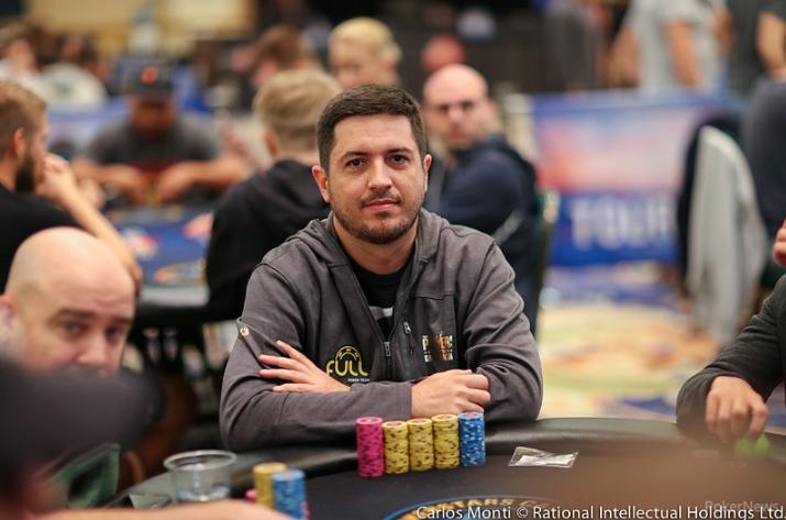 Murilo Figueredo está no Dia Final do Evento 23 da WSOP/CardPlayer.com.br