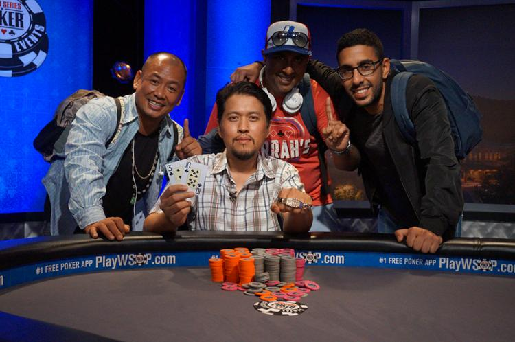 Sean Yu crava o Global Casino Championship/CardPlayer.com.br