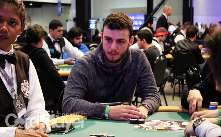André Busato destrói nos feltros do WCOOP e fatura US$ 68 mil/CardPlayer.com.br