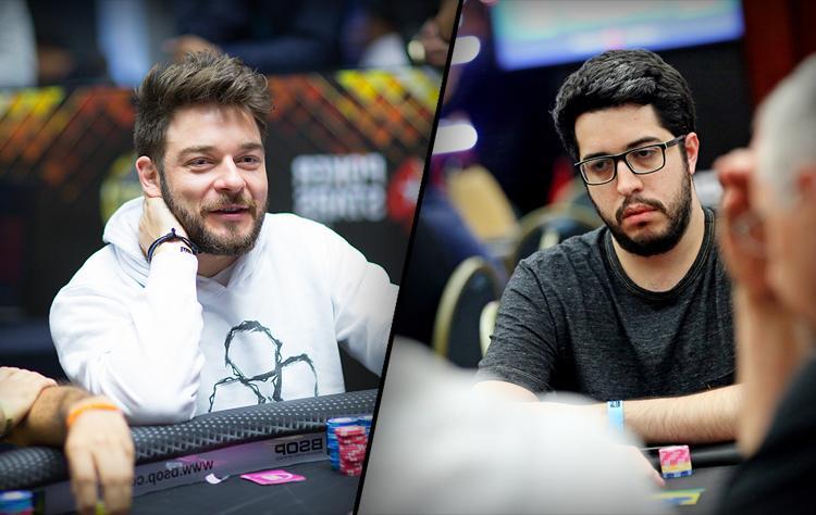 Fabiano Kovalski e Eder Campana fazem dobradinha no Evento 31-H do WCOOP/CardPlayer.com.br
