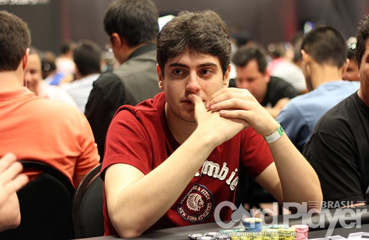 """Matheus """"Yattago"""" Dahdah vence o Big $215/CardPlayer.com.br"""