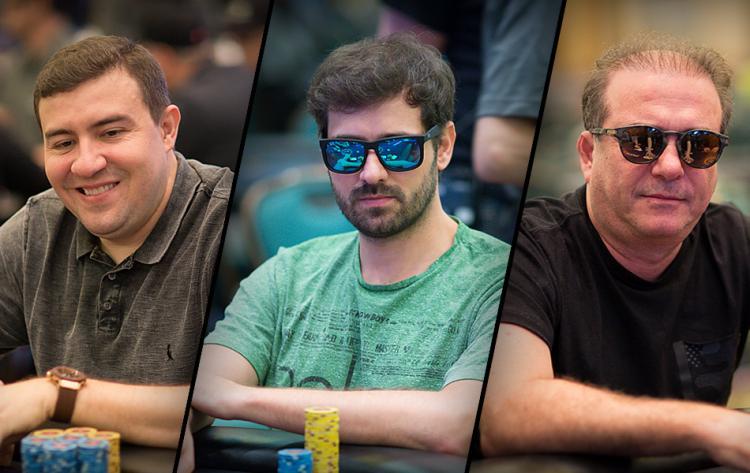 Três brasileiros avançam no Main Event do PCA/CardPlayer.com.br