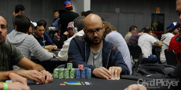 """Diego """"Mr.Bittar"""" Valadares dá show no PokerStars/CardPlayer.com.br"""