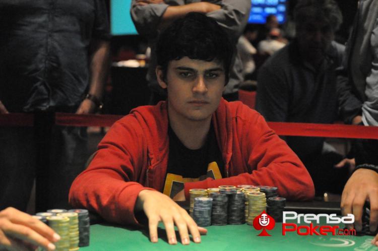 """Felipe """"Lagrecasso"""" Baraky sobe ao pódio do Sunday High Roller/CardPlayer.com.br"""