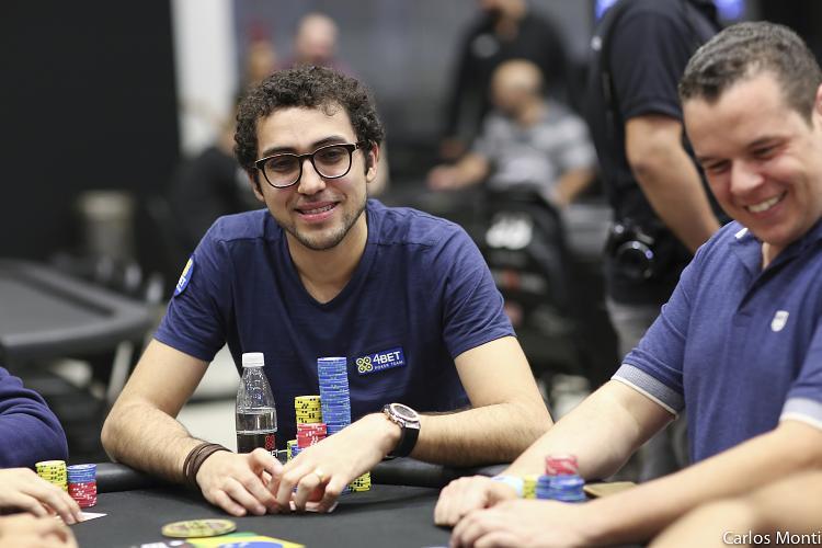 Rafael Moraes é campeão do $1.050 Super Sunday Warm-Up/CardPlayer.com.br