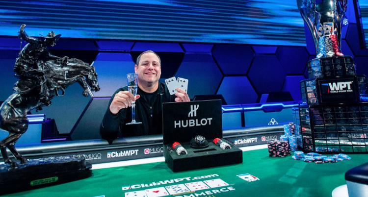 David Baker é campeão do L.A. Poker Classic/CardPlayer.com.br