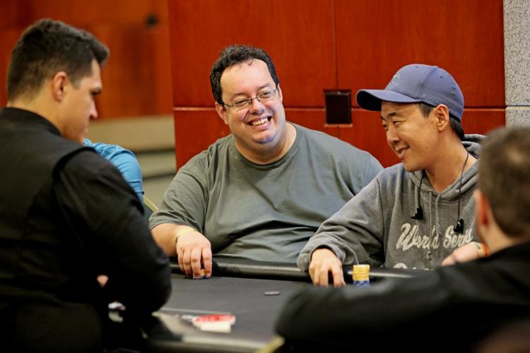 Geraldo César forra pesado no PokerStars/CardPlayer.com.br