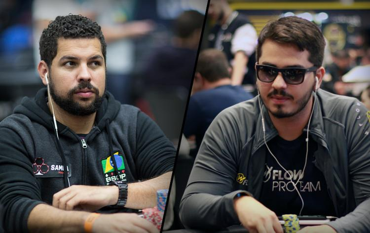 "Bruno ""bubbleboybr"" Severino e Ivan ""Ivan limeira"" Limeira fazem FT no $530 Bounty Builder High Roller/CardPlayer.com.br"