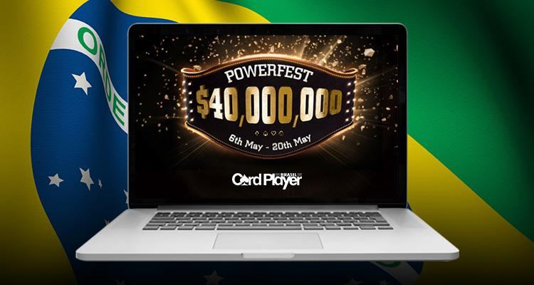 """spfcjason"" crava Evento 30 High da Powerfest/CardPlayer.com.br"