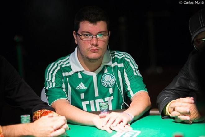"""Lincon """"Lincownz"""" Freitas dá show no Dia 6 do SCOOP 2018/CardPlayer.com.br"""