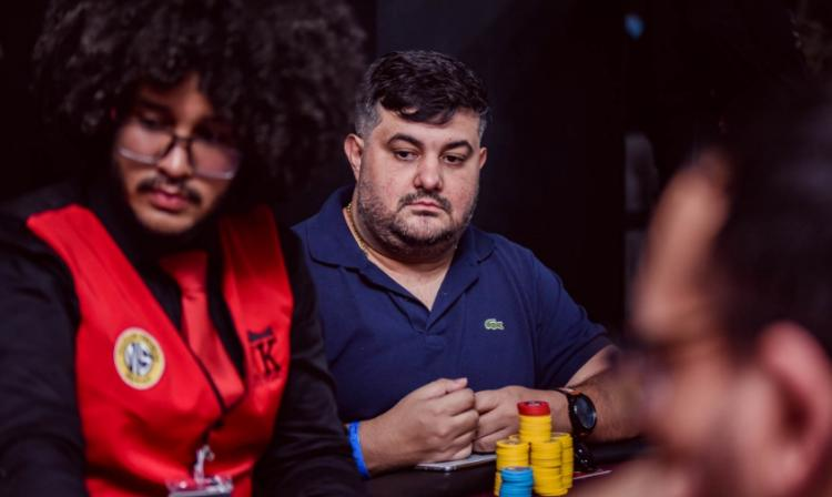 Alen Fillipi assume a liderança do ranking do KSOP 2019/CardPlayer.com.br