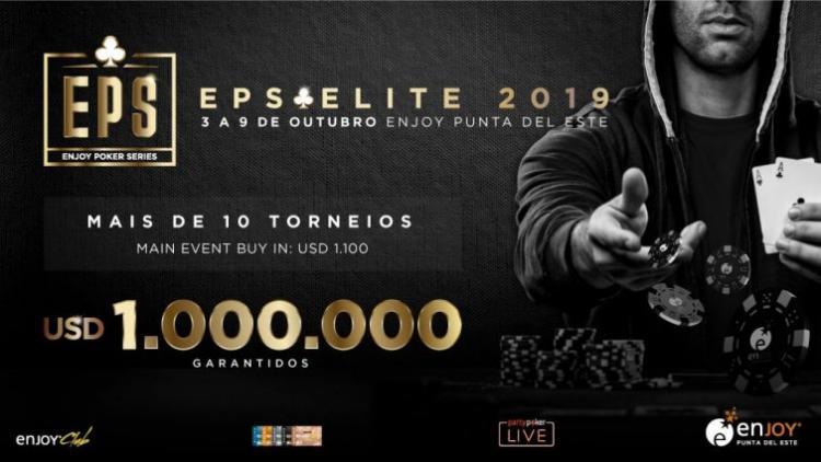 Enjoy Poker Series anuncia etapa em Punta del Este com garantido de US$ 1 milhão/CardPlayer.com.br