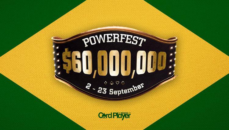 Brasil acumula vários títulos na Powerfest/CardPlayer.com.br