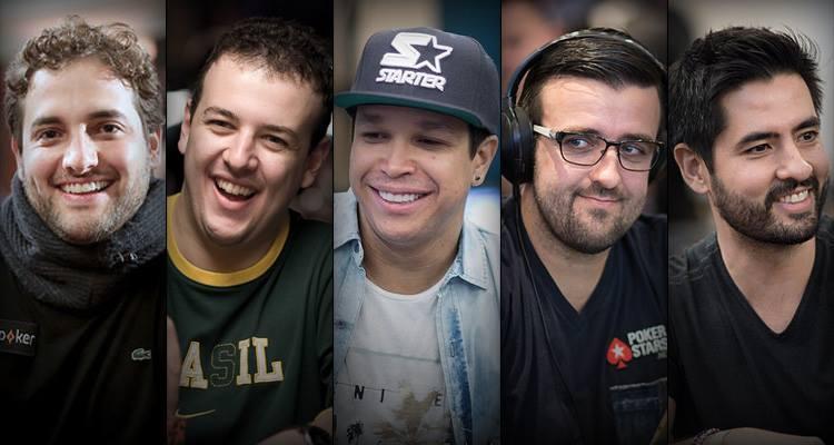 Site elege os cinco melhores jogadores do Brasil/CardPlayer.com.br