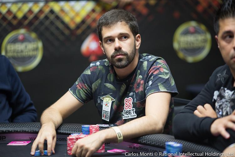 "Felipe ""lipe piv"" Boianovsky sobe ao pódio do Sunday Million/CardPlayer.com.br"
