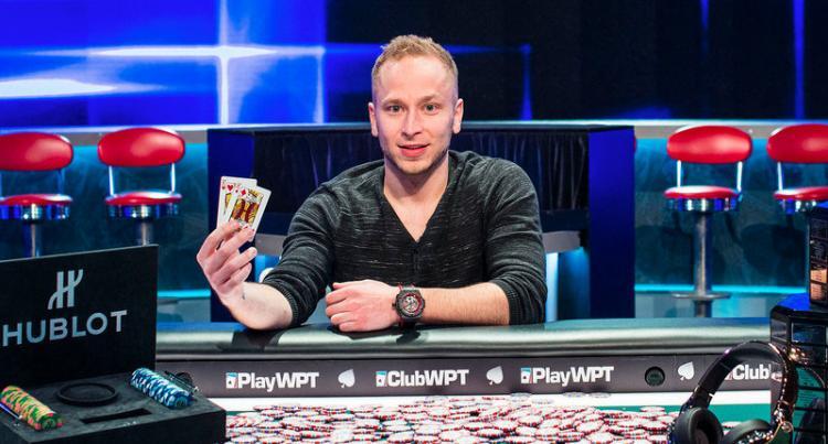 James Romero vence o WPT Five Diamond Classic e fatura US$ 1,9 milhão/CardPlayer.com.br