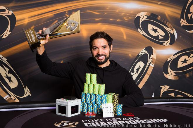 Timothy Adams vence Super High Roller do PSC Praga/CardPlayer.com.br