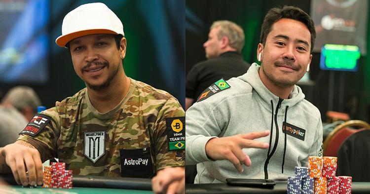 Felipe Mojave e Renato Nomura avançam entre os líderes no Dia 3 do WSOP Circuit do Uruguai/CardPlayer.com.br