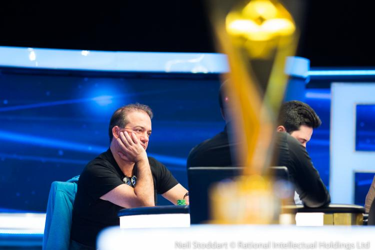Brasil se despede do Main Event do PCA/CardPlayer.com.br