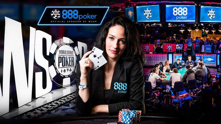 888poker renova com a WSOP e vai ser o patrocinador da série pelo terceiro ano consecutivo/CardPlayer.com.br