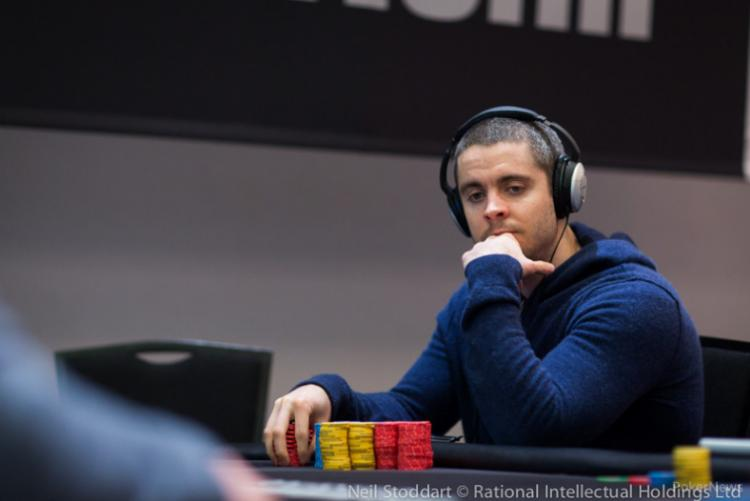 Ben Tollerene puxa a fila na FT do Super High Roller do PSC Panamá/CardPlayer.com.br
