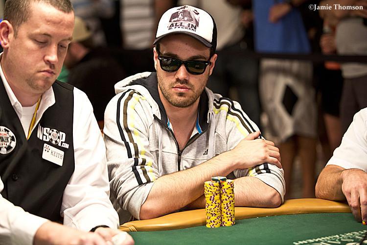 """Bernardo """"bedias"""" Dias é vice do Sunday Grand/CardPlayer.com.br"""