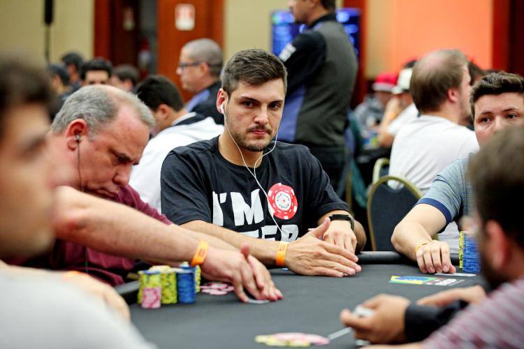 Thiago Grigoletti leva o Brasil ao Dia 3 do Millionaire Maker da WSOP/CardPlayer.com.br