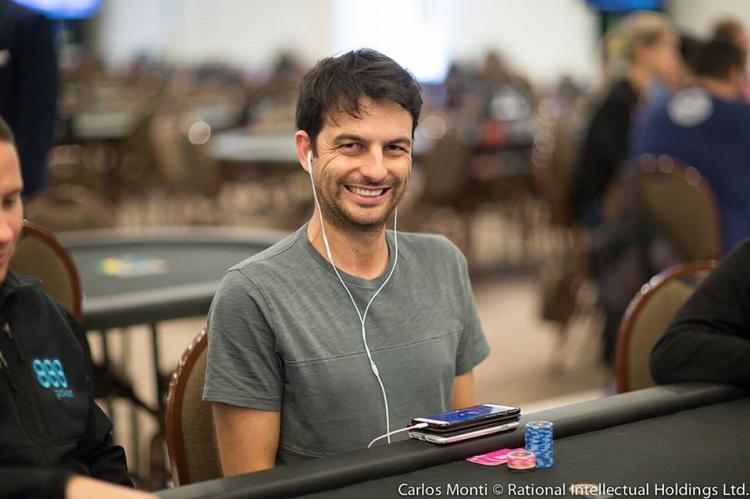 Ênio Bozzano leva o Brasil ao Dia 4 do Millionaire Maker da WSOP/CardPlayer.com.br