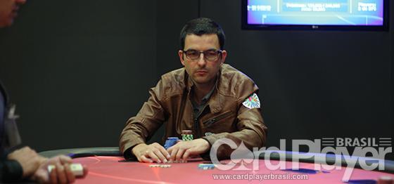 Campeão mundial elimina Ênio Bozzano no Millionaire Maker da WSOP/CardPlayer.com.br