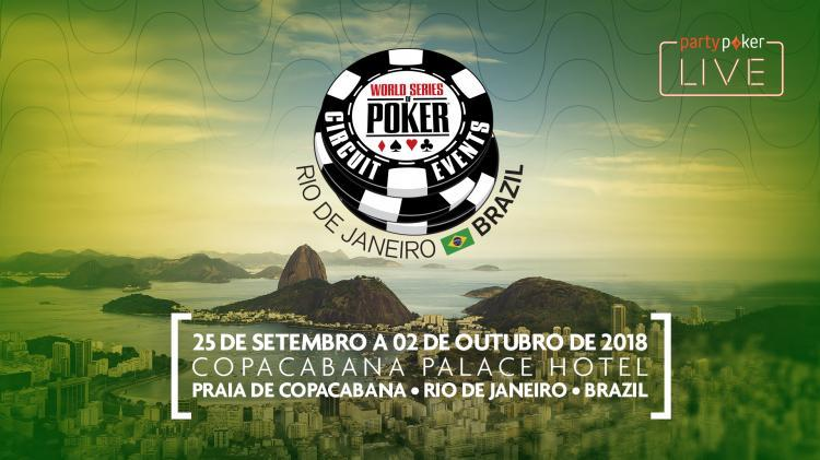 Main Event do WSOP Circuit Brasil vai ter R$ 4 milhões garantidos/CardPlayer.com.br