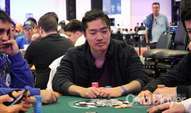 Renato Kaneoya leva o Brasil à decisão do Evento 28 da WSOP/CardPlayer.com.br