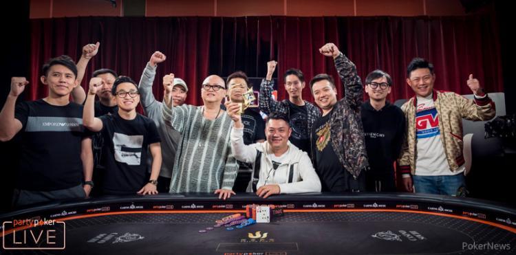 Ivan Leow leva a melhor no Triton Poker Super High Roller Sochi/CardPlayer.com.br