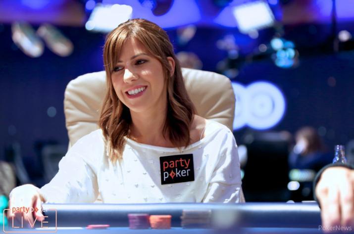 Kristen Bicknell encontra um out para quebrar AA e KK no Super High Roller do MILLIONS Europa/CardPlayer.com.br