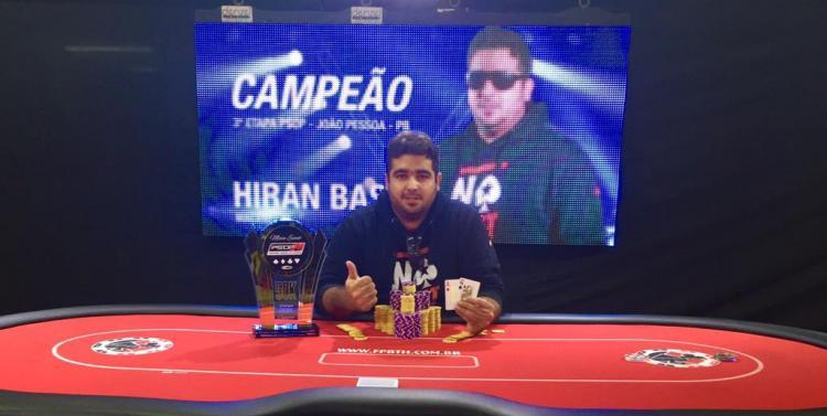Brasil domina o pódio do Evento 40-M do WCOOP/CardPlayer.com.br