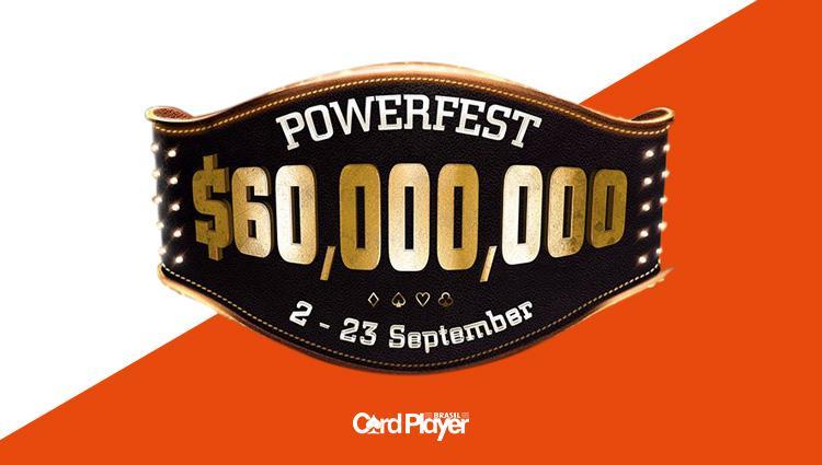 Brasil faz a festa nos feltros da Powerfest/CardPlayer.com.br